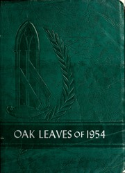 Page 5, 1954 Edition, Oxford High School - Oak Leaves Yearbook (Oxford, IN) online yearbook collection
