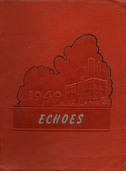 1949 Edition, Fillmore High School - Echoes Yearbook (Fillmore, IN)