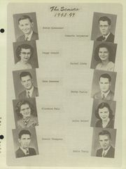 Page 17, 1949 Edition, Fillmore High School - Echoes Yearbook (Fillmore, IN) online yearbook collection
