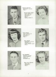 Page 10, 1950 Edition, Fillmore High School - Echoes Yearbook (Fillmore, IN) online yearbook collection