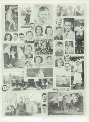 Page 17, 1950 Edition, Fillmore High School - Echoes Yearbook (Fillmore, IN) online yearbook collection