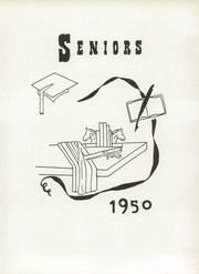 Page 7, 1950 Edition, Fillmore High School - Echoes Yearbook (Fillmore, IN) online yearbook collection