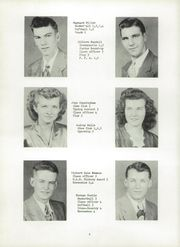 Page 8, 1950 Edition, Fillmore High School - Echoes Yearbook (Fillmore, IN) online yearbook collection