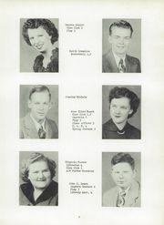 Page 9, 1950 Edition, Fillmore High School - Echoes Yearbook (Fillmore, IN) online yearbook collection