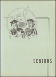Page 11, 1953 Edition, Fillmore High School - Echoes Yearbook (Fillmore, IN) online yearbook collection