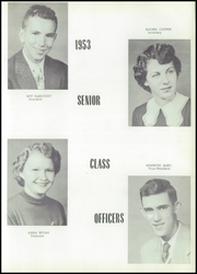 Page 13, 1953 Edition, Fillmore High School - Echoes Yearbook (Fillmore, IN) online yearbook collection