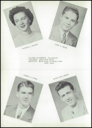 Page 14, 1953 Edition, Fillmore High School - Echoes Yearbook (Fillmore, IN) online yearbook collection