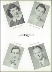Page 15, 1953 Edition, Fillmore High School - Echoes Yearbook (Fillmore, IN) online yearbook collection