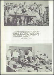 Page 6, 1953 Edition, Fillmore High School - Echoes Yearbook (Fillmore, IN) online yearbook collection