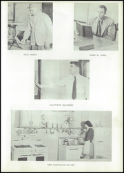 Page 9, 1953 Edition, Fillmore High School - Echoes Yearbook (Fillmore, IN) online yearbook collection
