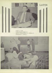 Page 11, 1956 Edition, Fillmore High School - Echoes Yearbook (Fillmore, IN) online yearbook collection