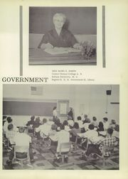Page 13, 1956 Edition, Fillmore High School - Echoes Yearbook (Fillmore, IN) online yearbook collection