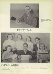 Page 9, 1956 Edition, Fillmore High School - Echoes Yearbook (Fillmore, IN) online yearbook collection