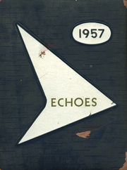 Fillmore High School - Echoes Yearbook (Fillmore, IN) online yearbook collection, 1957 Edition, Page 1