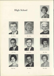 Page 12, 1967 Edition, Fillmore High School - Echoes Yearbook (Fillmore, IN) online yearbook collection