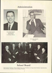 Page 9, 1967 Edition, Fillmore High School - Echoes Yearbook (Fillmore, IN) online yearbook collection