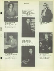 Page 13, 1953 Edition, Jefferson Township High School - Jehisco Yearbook (Matthews, IN) online yearbook collection