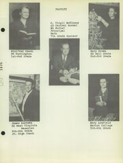 Page 15, 1953 Edition, Jefferson Township High School - Jehisco Yearbook (Matthews, IN) online yearbook collection