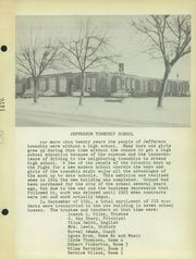 Page 3, 1953 Edition, Jefferson Township High School - Jehisco Yearbook (Matthews, IN) online yearbook collection