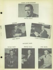 Page 5, 1953 Edition, Jefferson Township High School - Jehisco Yearbook (Matthews, IN) online yearbook collection