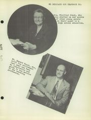 Page 9, 1953 Edition, Jefferson Township High School - Jehisco Yearbook (Matthews, IN) online yearbook collection