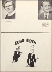 Page 11, 1957 Edition, Jefferson Township High School - Jehisco Yearbook (Matthews, IN) online yearbook collection