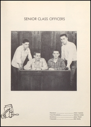 Page 13, 1957 Edition, Jefferson Township High School - Jehisco Yearbook (Matthews, IN) online yearbook collection