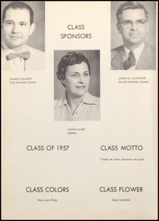 Page 14, 1957 Edition, Jefferson Township High School - Jehisco Yearbook (Matthews, IN) online yearbook collection
