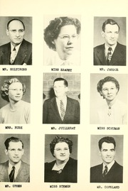 Page 11, 1950 Edition, Larwill High School - Reflector Yearbook (Larwill, IN) online yearbook collection