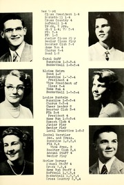 Page 17, 1950 Edition, Larwill High School - Reflector Yearbook (Larwill, IN) online yearbook collection