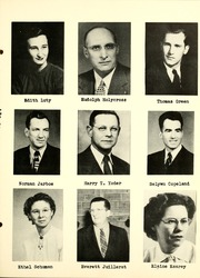 Page 13, 1951 Edition, Larwill High School - Reflector Yearbook (Larwill, IN) online yearbook collection