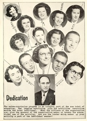 Page 11, 1953 Edition, Larwill High School - Reflector Yearbook (Larwill, IN) online yearbook collection