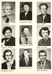 Page 17, 1953 Edition, Larwill High School - Reflector Yearbook (Larwill, IN) online yearbook collection