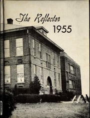 1955 Edition, Larwill High School - Reflector Yearbook (Larwill, IN)