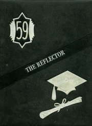 1959 Edition, Larwill High School - Reflector Yearbook (Larwill, IN)