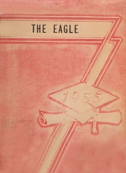 1955 Edition, Charlottesville High School - Eagle Yearbook (Charlottesville, IN)
