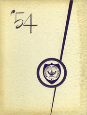 1954 Edition, Montevideo High School - Purple Gold Yearbook (Montevideo, MN)
