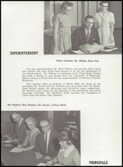 Page 11, 1959 Edition, Montevideo High School - Purple Gold Yearbook (Montevideo, MN) online yearbook collection