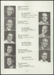 Page 14, 1959 Edition, Montevideo High School - Purple Gold Yearbook (Montevideo, MN) online yearbook collection