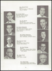 Page 15, 1959 Edition, Montevideo High School - Purple Gold Yearbook (Montevideo, MN) online yearbook collection