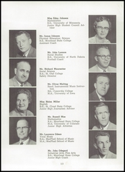 Page 17, 1959 Edition, Montevideo High School - Purple Gold Yearbook (Montevideo, MN) online yearbook collection