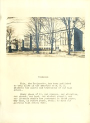 Page 9, 1940 Edition, Milford High School - Trojanette Yearbook (Milford, IN) online yearbook collection