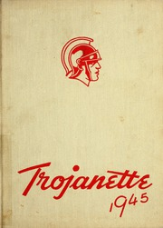 1945 Edition, Milford High School - Trojanette Yearbook (Milford, IN)