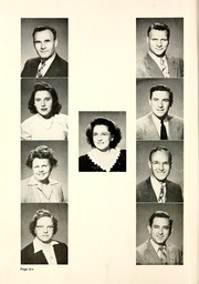 Page 10, 1947 Edition, Milford High School - Trojanette Yearbook (Milford, IN) online yearbook collection