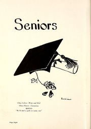 Page 12, 1947 Edition, Milford High School - Trojanette Yearbook (Milford, IN) online yearbook collection