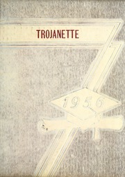 1956 Edition, Milford High School - Trojanette Yearbook (Milford, IN)