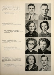Page 17, 1950 Edition, Avilla High School - Panther Yearbook (Avilla, IN) online yearbook collection