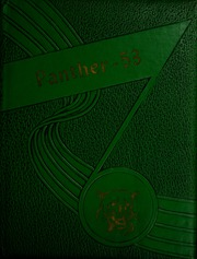 1953 Edition, Avilla High School - Panther Yearbook (Avilla, IN)