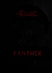 1954 Edition, Avilla High School - Panther Yearbook (Avilla, IN)