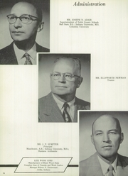 Page 10, 1955 Edition, Avilla High School - Panther Yearbook (Avilla, IN) online yearbook collection